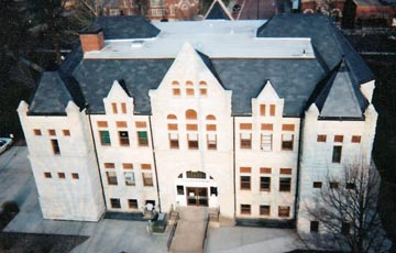 Nemaha County Courthouse Re-Roof Restoration